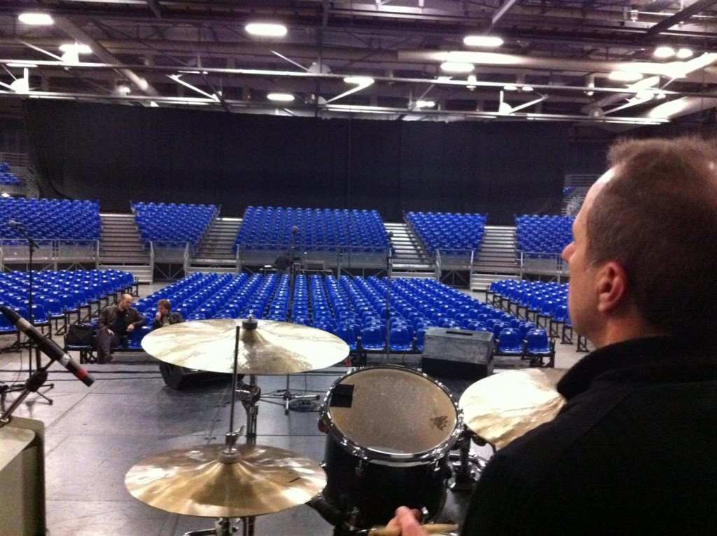 Jan 2012 Tour with the Glenn Miller Memorial Orchestra