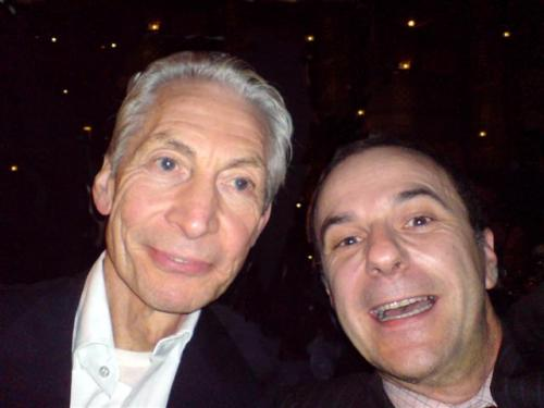 Rolling Stones' Charlie Watts