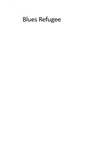 Blues refugee